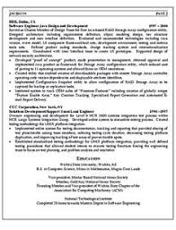 Example Engineer Resume by Example Resumes Resume Templates Application Engineer Resume