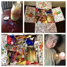 birthday care packages how to make a care package some ideas therealsweetheart