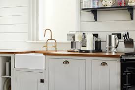 kitchen paneling shiplap wood paneling in a classic english kitchen remodel