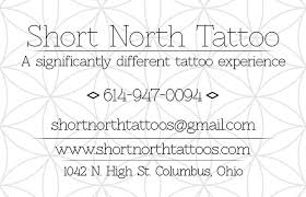 short north tattoo home facebook