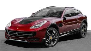 ferrari suv ferrari utility vehicle idea fuels imagination rugged gtc4lusso