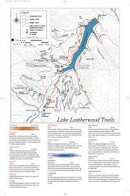 Map Of Arkansas State Parks by Map Of Lake Leatherwood