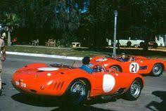 rsc photo gallery sebring 12 hours 1957 maserati 450s no 19