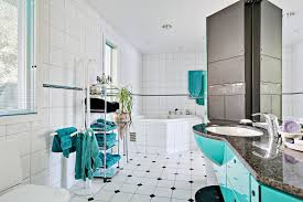 Bathroom Accents Ideas Super Modern Blue And White Bathroom Accents U2013 Howiezine