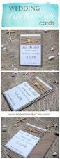 Beach Wedding Invitation Cards 21 Best Beach Wedding Invitations Images On Pinterest