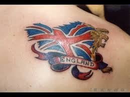 Lion Flag England Lion Flag Tattoo Design In 2017 Real Photo Pictures