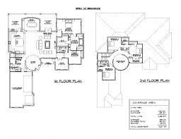 house floor plans 4000 square feet