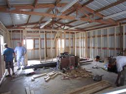 steel buildings with living quarters floor plans good garage building ideas 23 for your garage interior finish