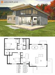 Small 2 Bedroom House Plans And Designs Modern Two Bedroom House Plans Small Modern Cabin House Plan By