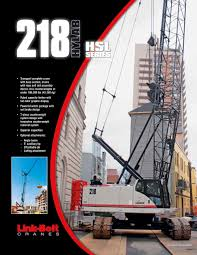 218 hsl link belt pdf catalogue technical documentation