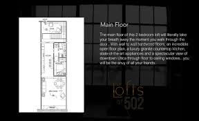 2 bedroom floor plan luxury loft urban living utica ny