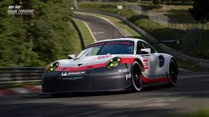 porsche 964 rsr porsche 911 rsr 991 gran turismo sport car list