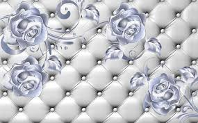 silver flowers sticker car picture more detailed picture about new large