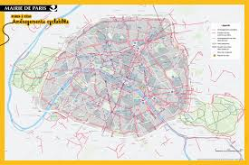 Google Maps Route Maker by 5 Great Bikes Routes In Paris Freewheeling France
