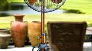 outdoor standing fans patio outdoor free standing fans outdoor patio fans outdoor standing fans