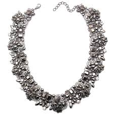 white fashion necklace images Bohemian statement necklaces pendants jewelry fashion necklaces jpg