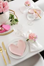 Valentine Dinner Table Decorations Best 25 Happy Valentines Day Ideas On Pinterest Happy St