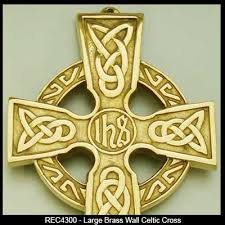 celtic crucifix celtic wall crosses