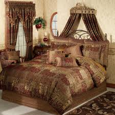 Antique Rose Comforter Set Galleria Comforter Bedding By Croscill