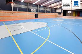 Darling Patio Homes by Decoflex Universal Seamless Polyurethane Indoor Sports Flooring