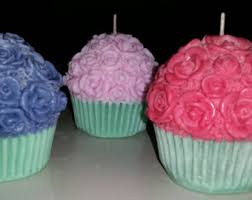 cupcake candles cupcake candle etsy