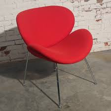 Century Chair Sold U2013 Red Lucious Bremen Lips Mid Century Modern Style Chair