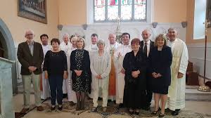 thanksgiving homily bishop brendan kelly pays tribute to accord counsellors past and