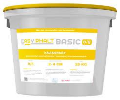 Schicker Bad Berneck 25 Kg Basic 0 5mm Kaltasphalt Asphalt Kaltmischgut