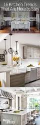 Current Kitchen Cabinet Trends Latest Home Remodeling Trends Inviting Home Design