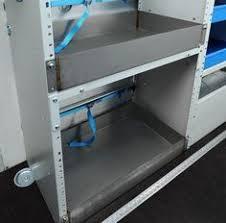 scaffali per furgoni usati scudo attrezzato per impresa di pulizie allestimento furgoni
