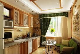 Curtain For Kitchen Designs Kitchen Design Green Panel Curtain And Drapes For Kitchen Curtain