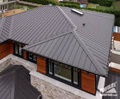 Corrugated Asphalt Roofing Panels by Champion Metal Roof Panels