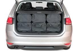 volkswagen golf trunk golf volkswagen golf vii 5g variant 2013 present car bags