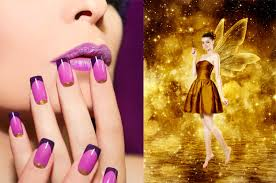 give yourself a manicure and we u0027ll tell you what kind of fairy you