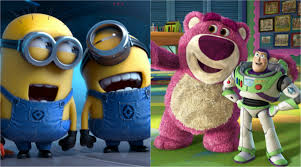 minions beats toy story 3 highest grossing animation