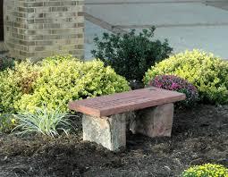 Cool Garden Bench Concrete Garden Bench Home Outdoor Decoration