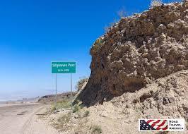 Arizona travel pass images Driving on historic u s route 66 from kingman to oatman arizona jpeg
