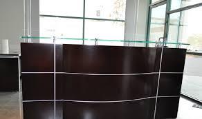 Modern Reception Desks by Contemporary Reception Desk Mini Reception Desk