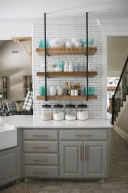 kitchen open shelves ideas awesome best kitchen open shelving ideas pic for inspiration and