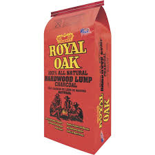 royal oak natural lump wood charcoal 195 228 021 do it best