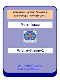 international journal of advances in engineering u0026 technology