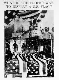 Flying The Us Flag Upside Down American Newspeak U2026please Feel Free Dread Scott