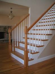 How To Paint Stair Banisters When The Carpenters Are Tested Creating Stair Spindles