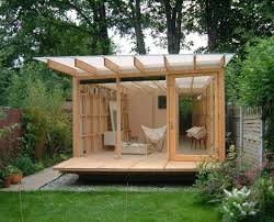 Building Your Own Pergola by Building Your Own Summer House Jennifer Fields Real Estate
