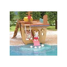 Calico Critters Play Table by Calico Critters Adventure Treasure Ship International Playthings