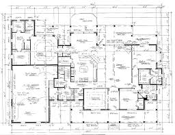 Blue Prints House by Sample House Blueprints 8041