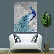 peacock home decor ebay