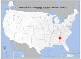 Radon Zone Map Atlanta Usa Map Atlanta On Us Map United States Of America Usa
