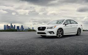 white subaru wagon 2018 subaru legacy midsize sedan subaru