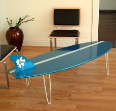 Surfboard Bar Table 22 Unique And Unusual Coffee Tables U2013 Home And Gardening Ideas